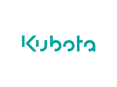KUBOTA 로고 이미지